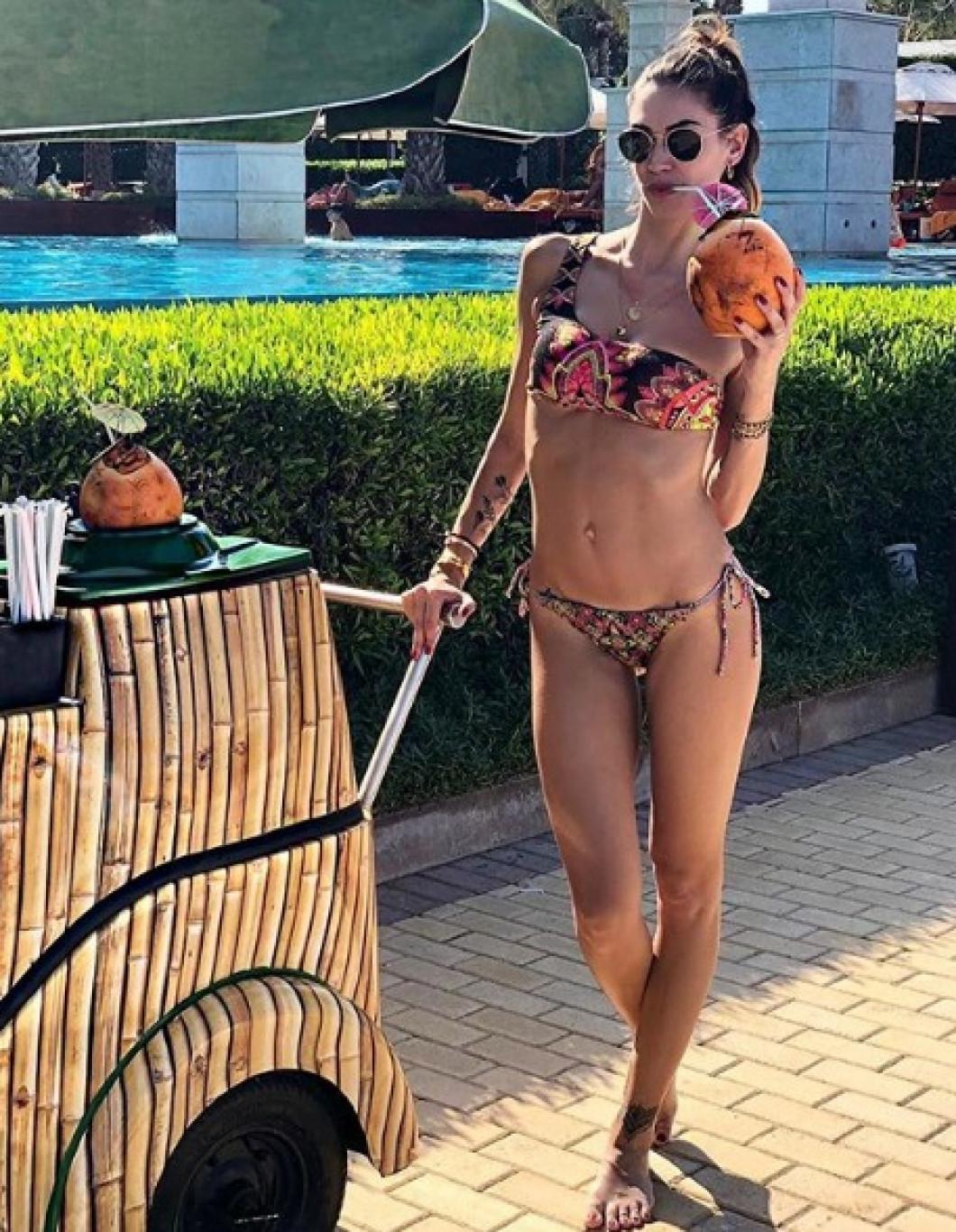 Melissa Satta1