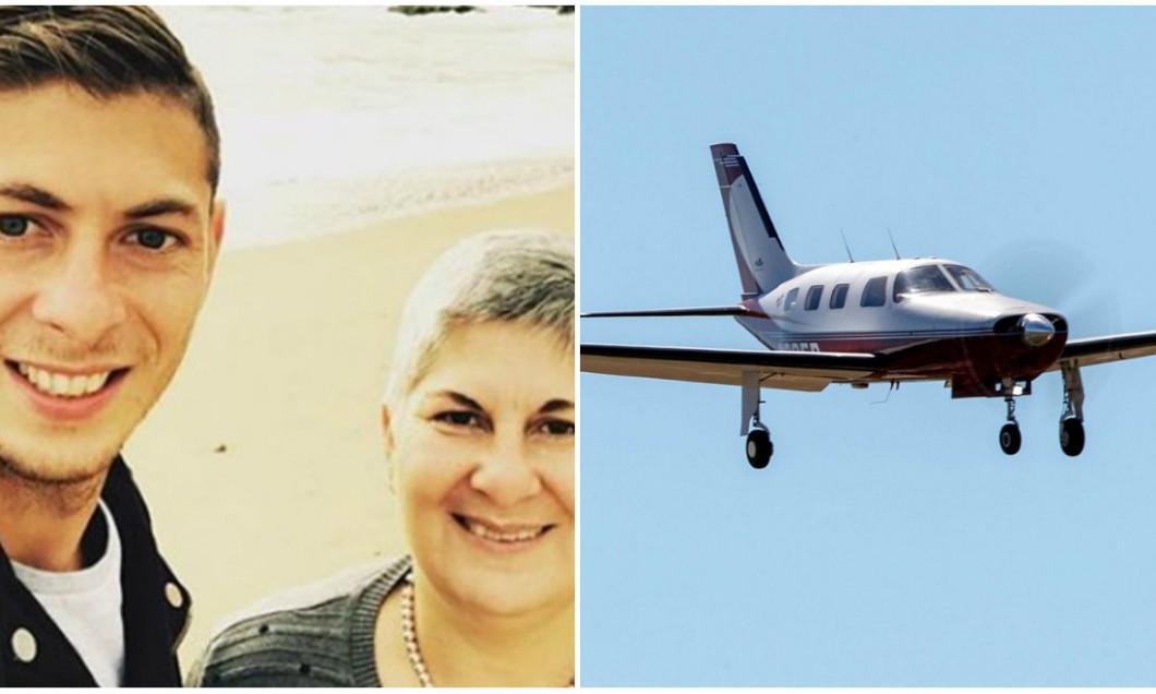 Mama lui Emilioano Sala si avionul disparut