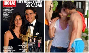 Rafael Nadal nunta