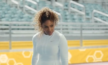Serena reclama Super Bowl