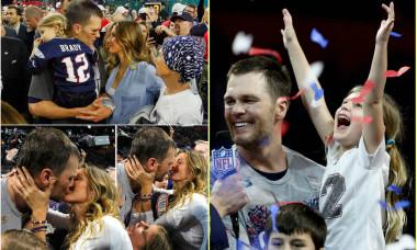Tom Brady si Gisele