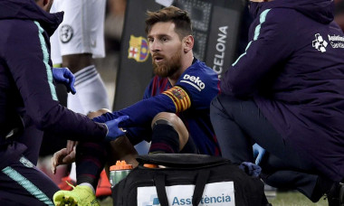 messi accidentare