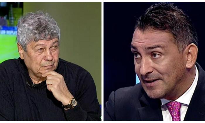 Mircea Lucescu si Ilie Dumitrescu