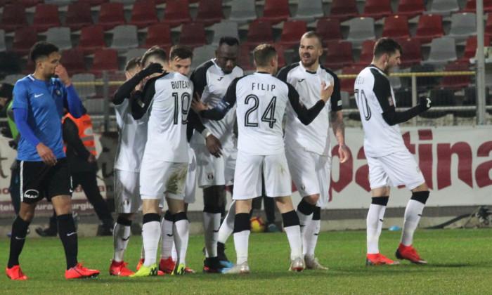 FOTBAL:ASTRA GIURGIU-FC VIITORUL, LIGA 1 BETANO (8.02.2019)