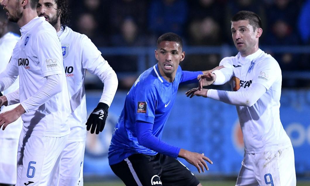 Rivaldinho, debut pentru Viitorul