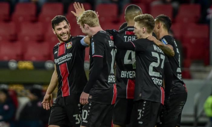 Leverkusen la Mainz