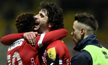 FOTBAL:CONCORDIA CHIAJNA-FC BOTOSANI, LIGA 1 BETANO (1.02.2019)