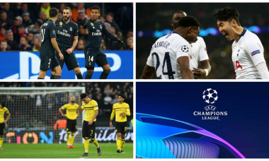 collage uefa champions league