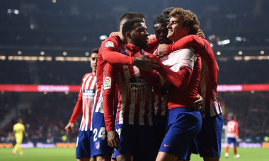 Atletico Madrid v Girona - Copa del Rey Round of 16: Second Leg