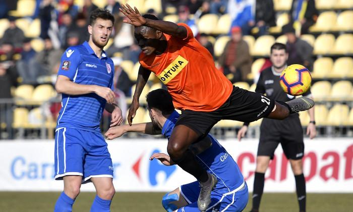 FOTBAL:FC VOLUNTARI-DUNAREA CALARASI, LIGA 1 BETANO (17.02.2019)