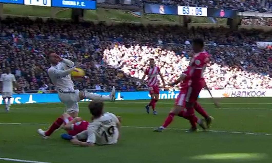 Ramos penalty