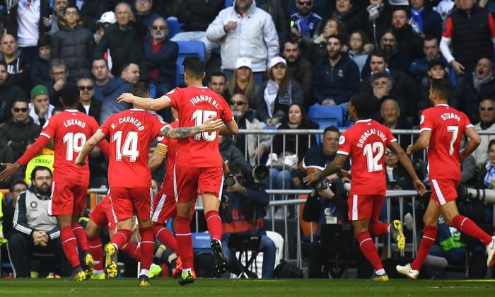 Girona victorie cu Real Madrid