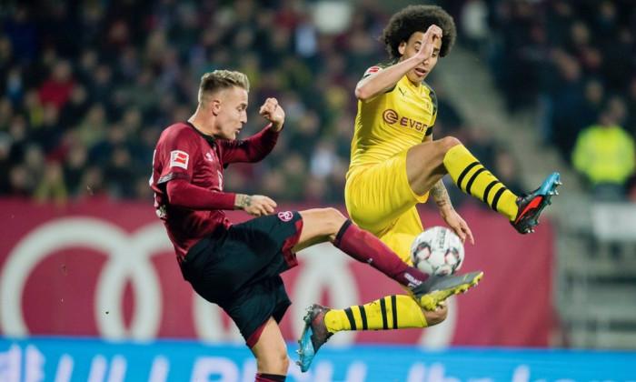 Nurnberg - Dortmund 0-0