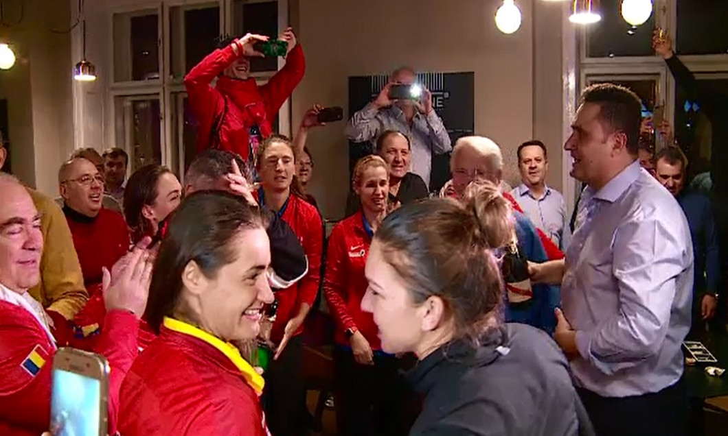 petrecere rom fed cup3