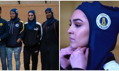 colaj hijab
