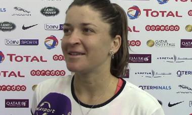 Alexandra Dulgheru Doha