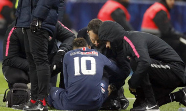 neymar accidentare