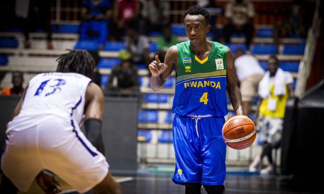 Baschetbalst Rwanda