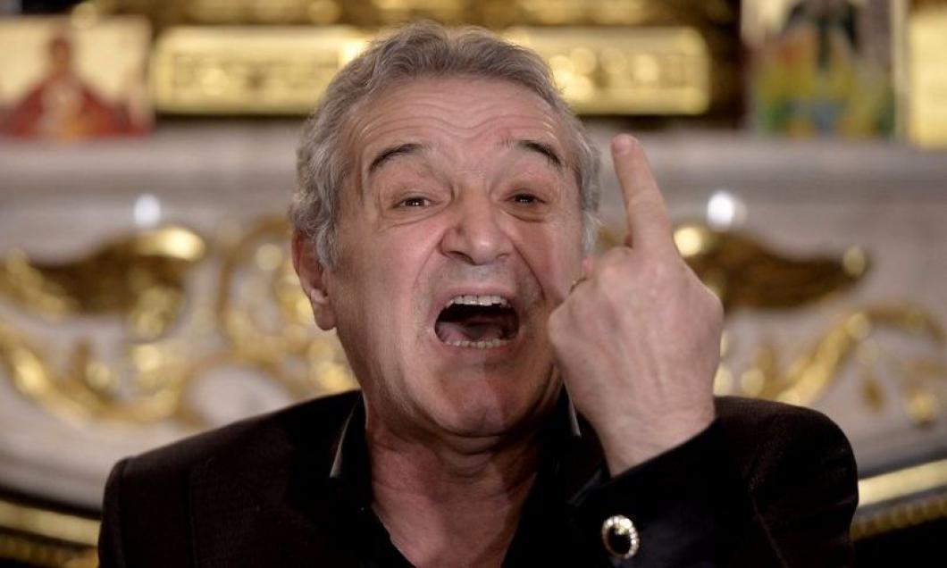 """""""Am vândut, am luat 11 milioane de euro, bani cash!"""". Gigi Becali, o nouă lovitură financiară"""