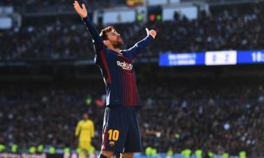 Messi El Clasico