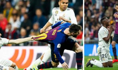 Messi şi Vinicius, doi fotbalişti de geniu