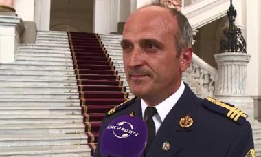 Florin Talpan este juristului clubului CSA Steaua / Foto: Captură Digi Sport