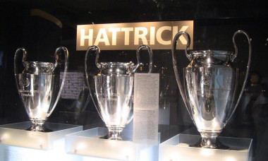 Champions League trofee Real Madrid