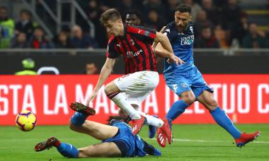AC Milan v Empoli