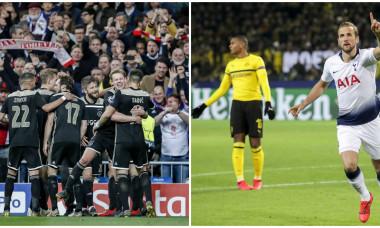 Ajax si Tottenham