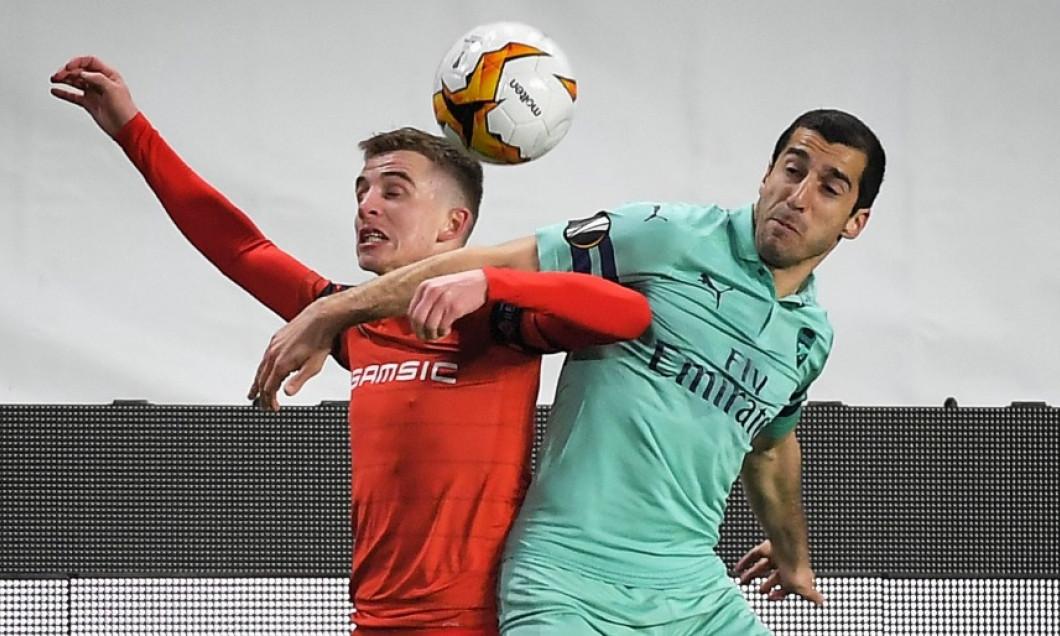 Rennes-Arsenal