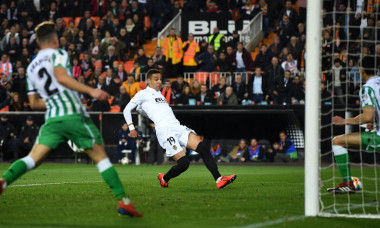 Valencia-Betis 1-0