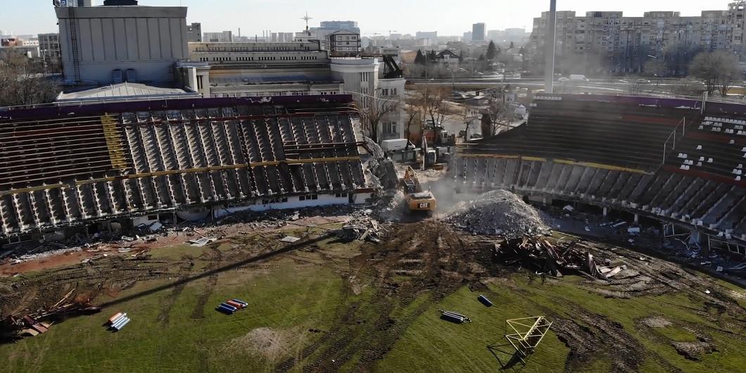 stadion giulesti demolare1
