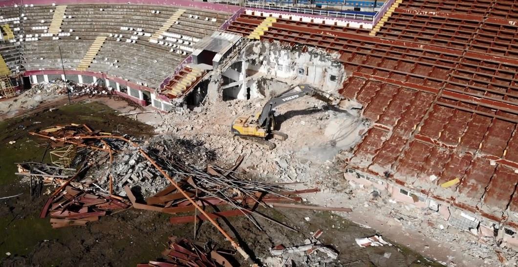 stadion giulesti demolare4