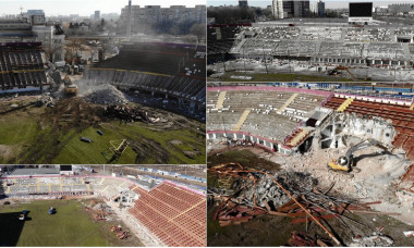 stadion rapid colaj demolare
