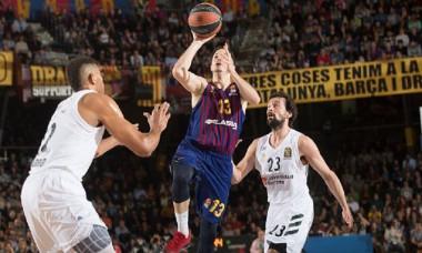 Barcelona Real baschet