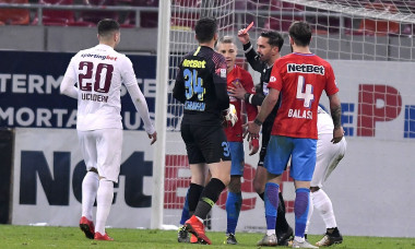 FOTBAL:FCSB-CFR CLUJ, LIGA 1 BETANO (22.12.2018)