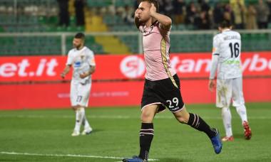 US Citta di Palermo v Lecce- Serie B