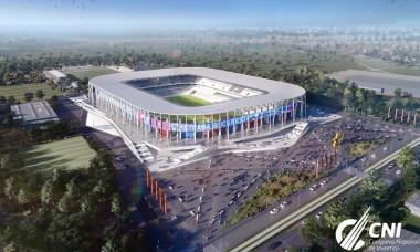 Stadionul Ghencea CNI