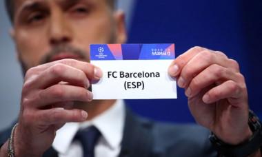 Barcelona tragere la sorti