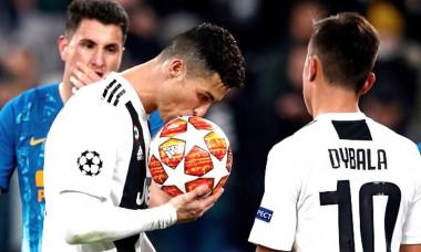 Cristiano Ronaldo hat-trick cu Atletico