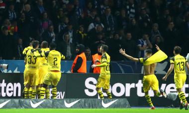 Hertha vs Dortmund