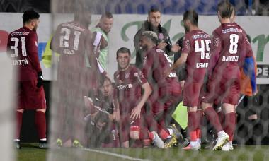 FOTBAL:FC VIITORUL-CFR CLUJ, PLY OFF LIGA 1 BETANO (16.03.2019)