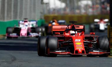 Ferrari Melbourne 2019