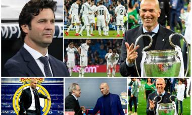 Zudane revenire Real titluri presa