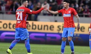 FOTBAL:FCSB-FC VIITORUL, PLAY OFF LIGA 1 BETANO (11.03.2019)