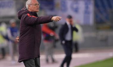Ranieri debut la AS Roma