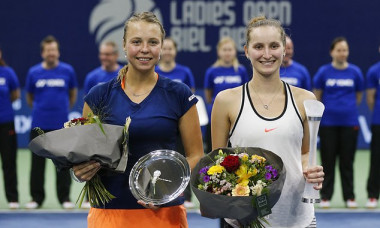 SWitzerland Tennis WTA