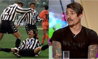 Aessandro Caparco, Juventus