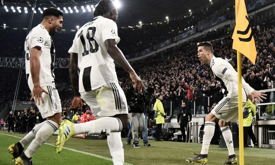 Juventus-Atletico 3-0