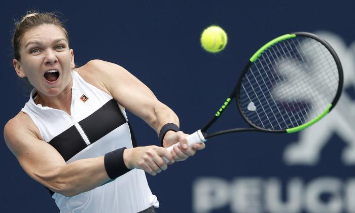 Miami Open 2019 - Day 7- Simona Halep